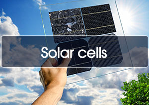 application SOLARcells